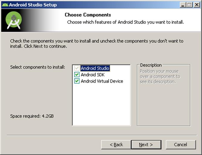 Setup an Android Development Environment on Windows